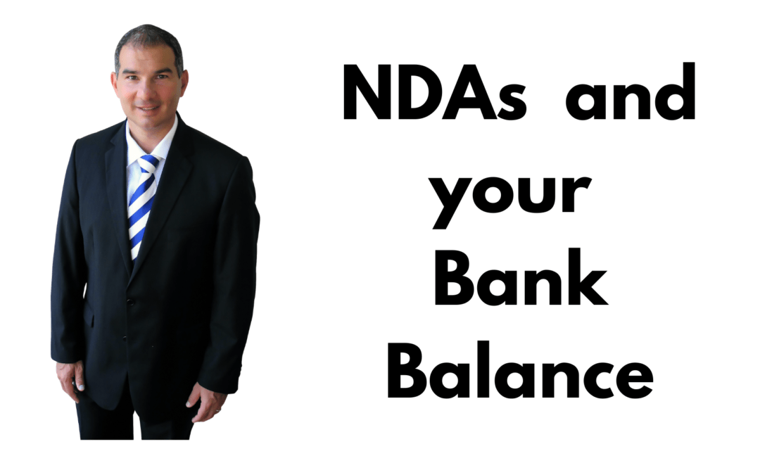 Find out why an NDA is only as good as your bank balance!